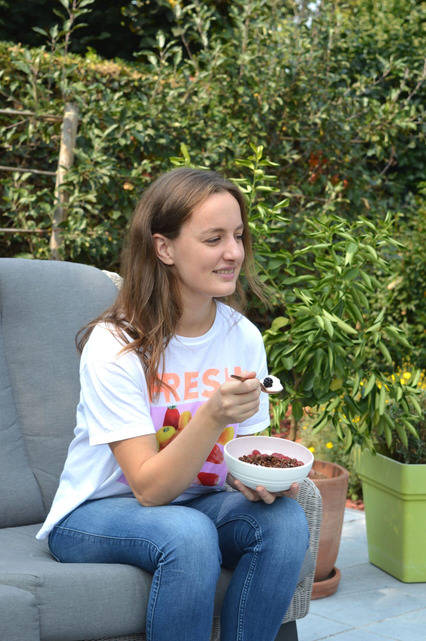 Voedingcoach Tine Van Linden