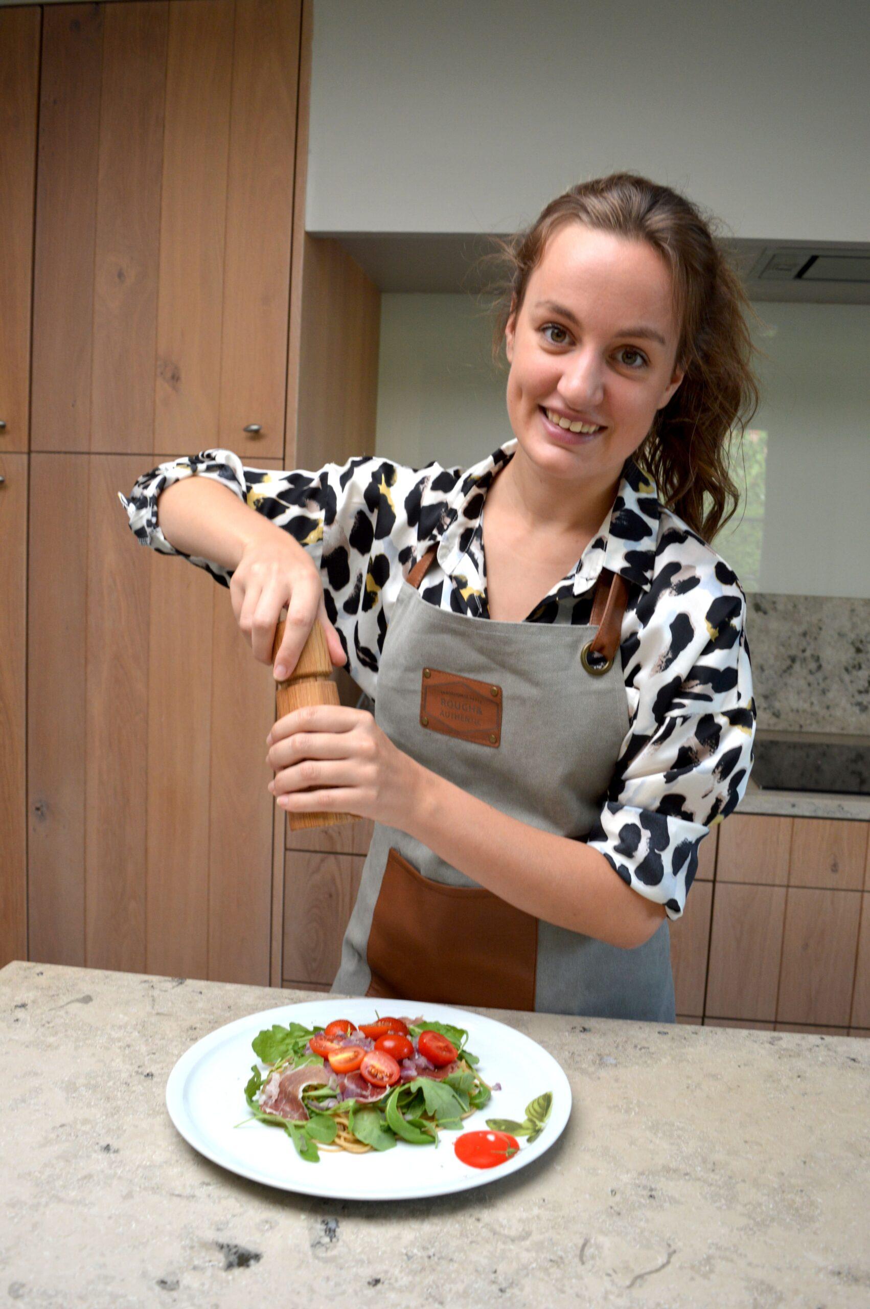 voedingconsulente Tine Van Linden
