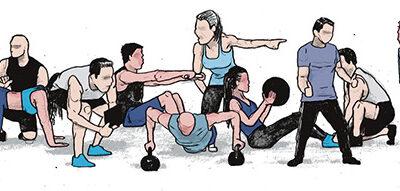 Pas op voor de ongetrainde personal trainer